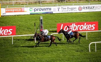 Limerick Racecourse welcomes back spectators!