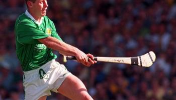 Limerick's Sporting Moments: Ciaran Carey scores wonder points to down All Ireland champs