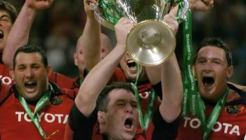 Limerick's Sporting Moments: Munster win the 2006 Heineken Cup