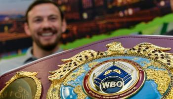 Limerick's Sporting Moments: Andy Lee wins WBO World title