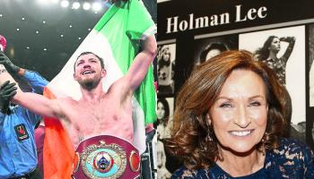 POLL: Limerick's All Time Great - Andy Lee and Celia Holman Lee