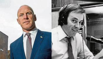 POLL: Limerick's All Time Great - Paul O'Connell and Terry Wogan