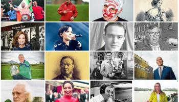 Limerick's All Time Great: Results of first round of voting