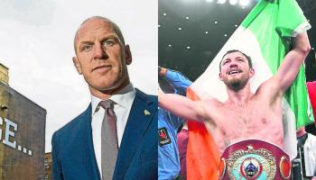 POLL: Limerick's All Time Great - Paul O'Connell and Andy Lee