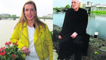POLL: Limerick's All Time Great - Vicky Phelan and Richard Harris