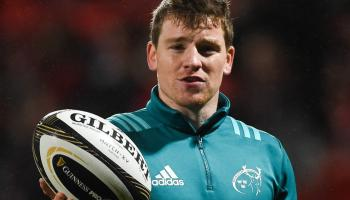 Limerick scrum-half Neil Cronin makes Munster return after lengthy lay-off