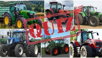 #PloughOn2020 QUIZ: How well do you know your tractors?