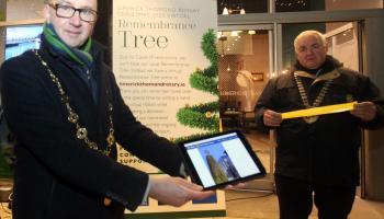 Limerick Thomond Rotary Club launches virtual Remembrance Tree