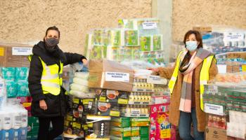 Pharmaceutical giant donates food and household goods to Limerick charities