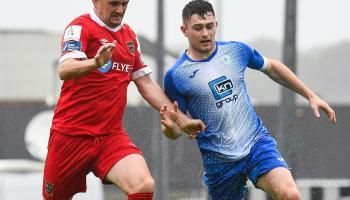 Limerick winger commits to Premier Division Finn Harps for 2021 season