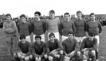 Tributes paid to distinguished FAI Senior Cup and Junior Cup winner Sean Byrnes