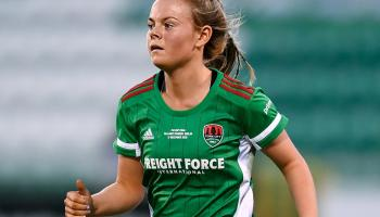 Talented Limerick teenager re-signs for WNL side Cork City
