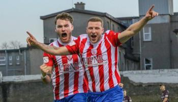 SLIDESHOW: Best pictures as Limerick's Treaty United score historic league win