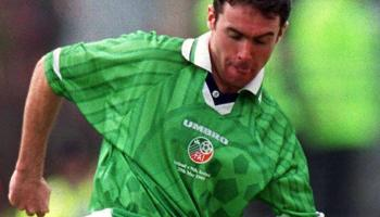 Sadness at passing of Rep of Ireland star with Limerick connections