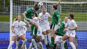 Limerick woman impresses for Rep of Ireland in clash with Iceland