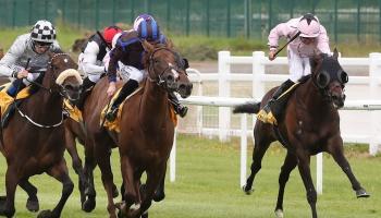 Moyross jockey Wesley Joyce has claim reduced after another success