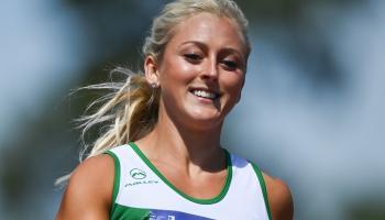Limerick hurdler Sarah Lavin closes in on Tokyo Olympics spot