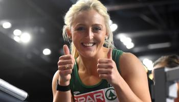 Limerick athlete Sarah Lavin set for Olympic Games