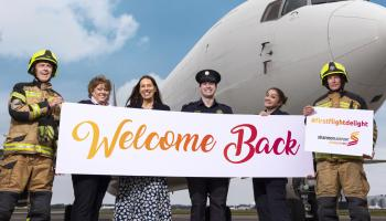 Services at Shannon Airport to double ahead of resumption of 'non-essential' international travel