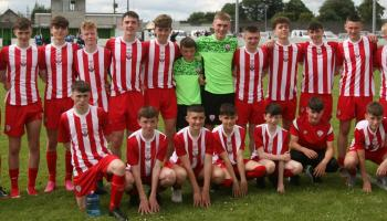 Treaty United edge past Limerick FC in U15 SSE Airtricity Underage League derby