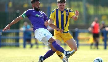 Limerick's Fairview Rangers bow out of FAI Senior Cup