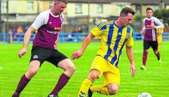 It's the big kick-off for Limerick District league soccer season
