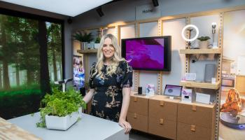 New-look retail stores receive seal of approval from well-known Limerick interior designer