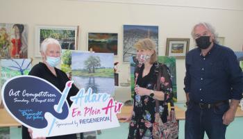 Return of En Plein Air brings a buzz to Limerick village