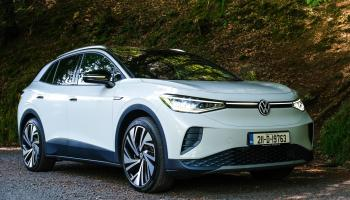 REVEALED: Here are Ireland's most searched electric vehicles of the year so far