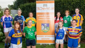 20 teams in action as Limerick Ladies Football club championships commence