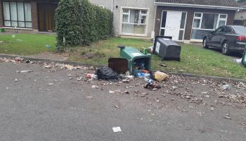 Gardai to continue 'high visibility patrols' following 'chaotic scenes' in Limerick housing estate