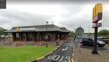 McDonald's seeks changes to drive-thru at Limerick restaurant