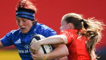 Munster women's side to face Leinster in crucial interpro clash named