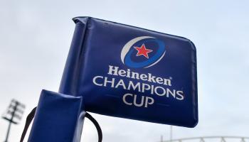 Munster's Heineken Champions Cup schedule of fixtures revealed