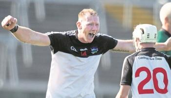 WATCH: Newcastle West's Mike McMahon's reaction to Limerick Premier IHC win over Glenroe