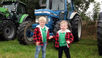 SLIDESHOW: Limerick Tractor Run raises much-needed funds for charities