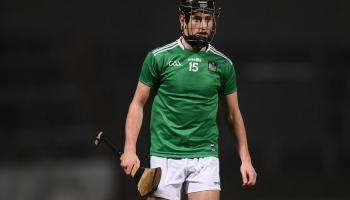Another Limerick All-Ireland hurling hero suffers a cruciate ligament injury