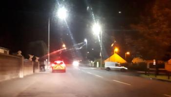 Gardai and Armed Response Unit respond to incident in Limerick town