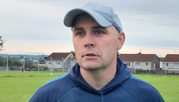WATCH: Mungret St Paul's manager Liam Cronin on Limerick PIHC win over Cappamore