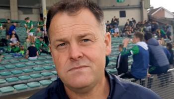 WATCH: Aidan Fitzgerald of Blackrock on Limerick SHC win over Garryspillane