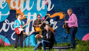 International line up confirmed for Limerick Jazz Festival