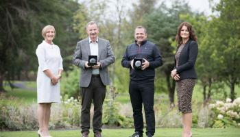 Sporting stars win Shannon Chamber Golf Classic