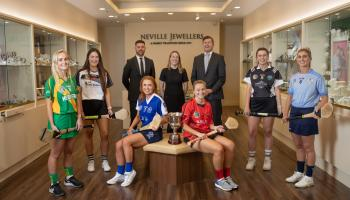 34 teams set out in search of silverware in the Limerick club camogie championships