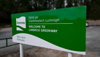 Plans confirmed for new greenway hub at Limerick town