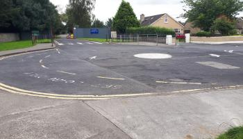 Road closure near Limerick school