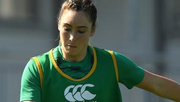 Ireland Women's team named for World Cup qualifier