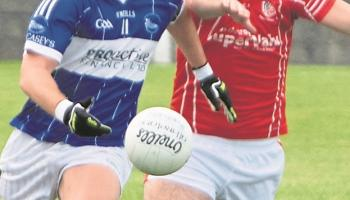 Fr Caseys and Monaleen kick-off weekend of Limerick SFC quarter final action