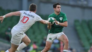 Ireland rugby's trip to Las Vegas cancelled