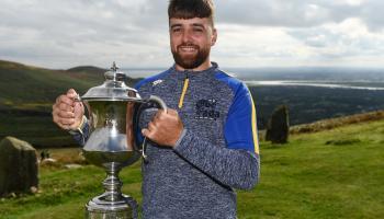 Limerick All-Ireland hurling winner crowned national Poc Fada champion