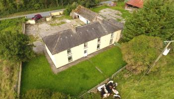 Limerick Property Watch: Fancy an old farmhouse in need of some TLC?